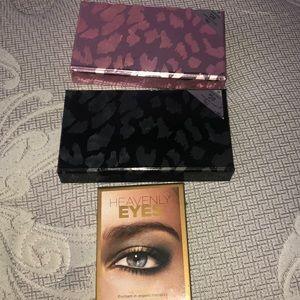 3 Victoria's Secret Eye Palettes - 26 Shadows! NEW